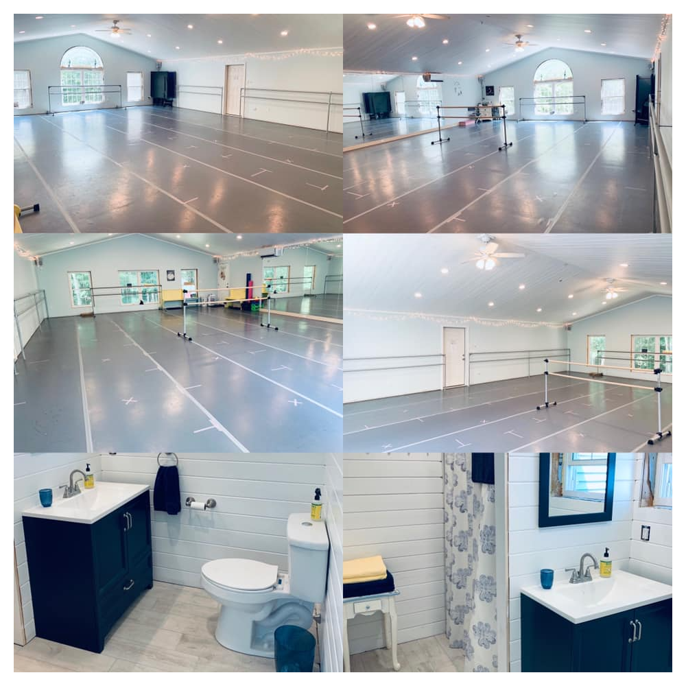 Studio Space Rental - 90 mins