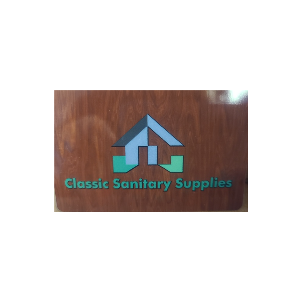 $50 Classic Sanitary Supplies Gift Card