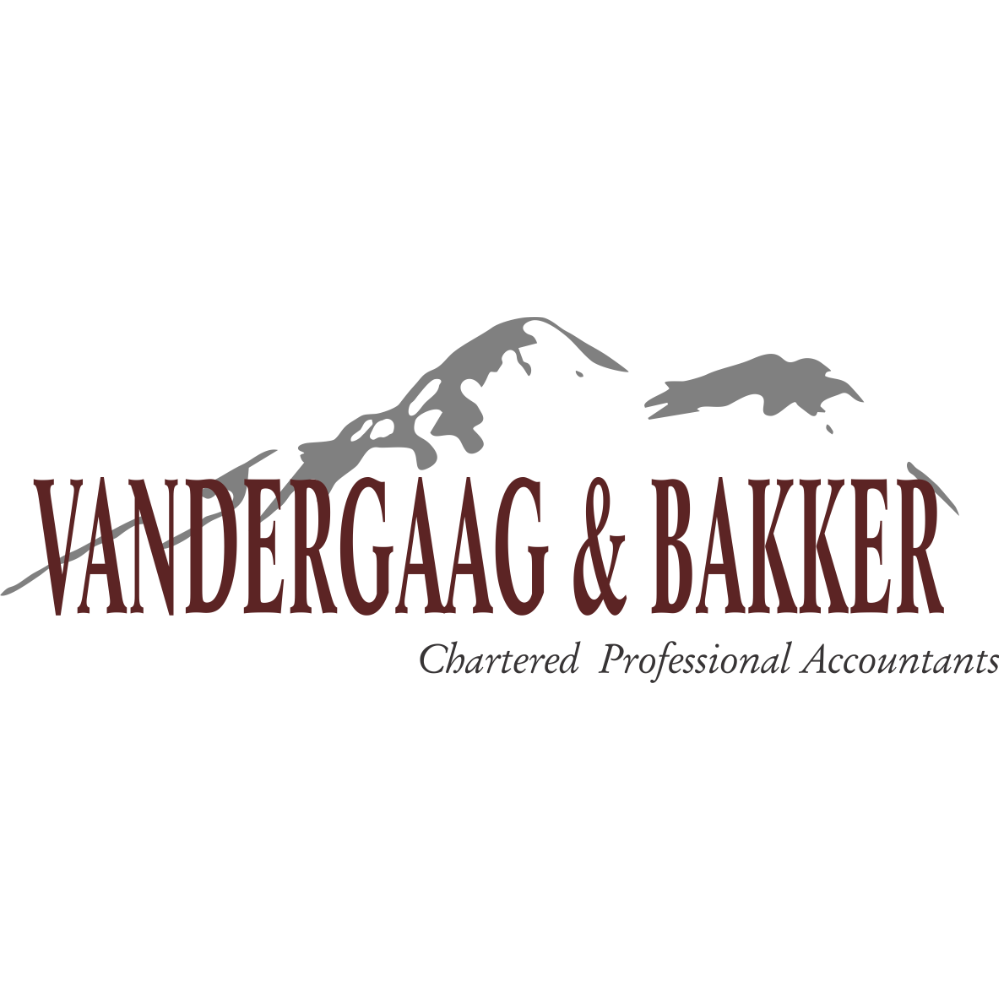 $400 Accounting Services provided by Vandergaag & Bakker