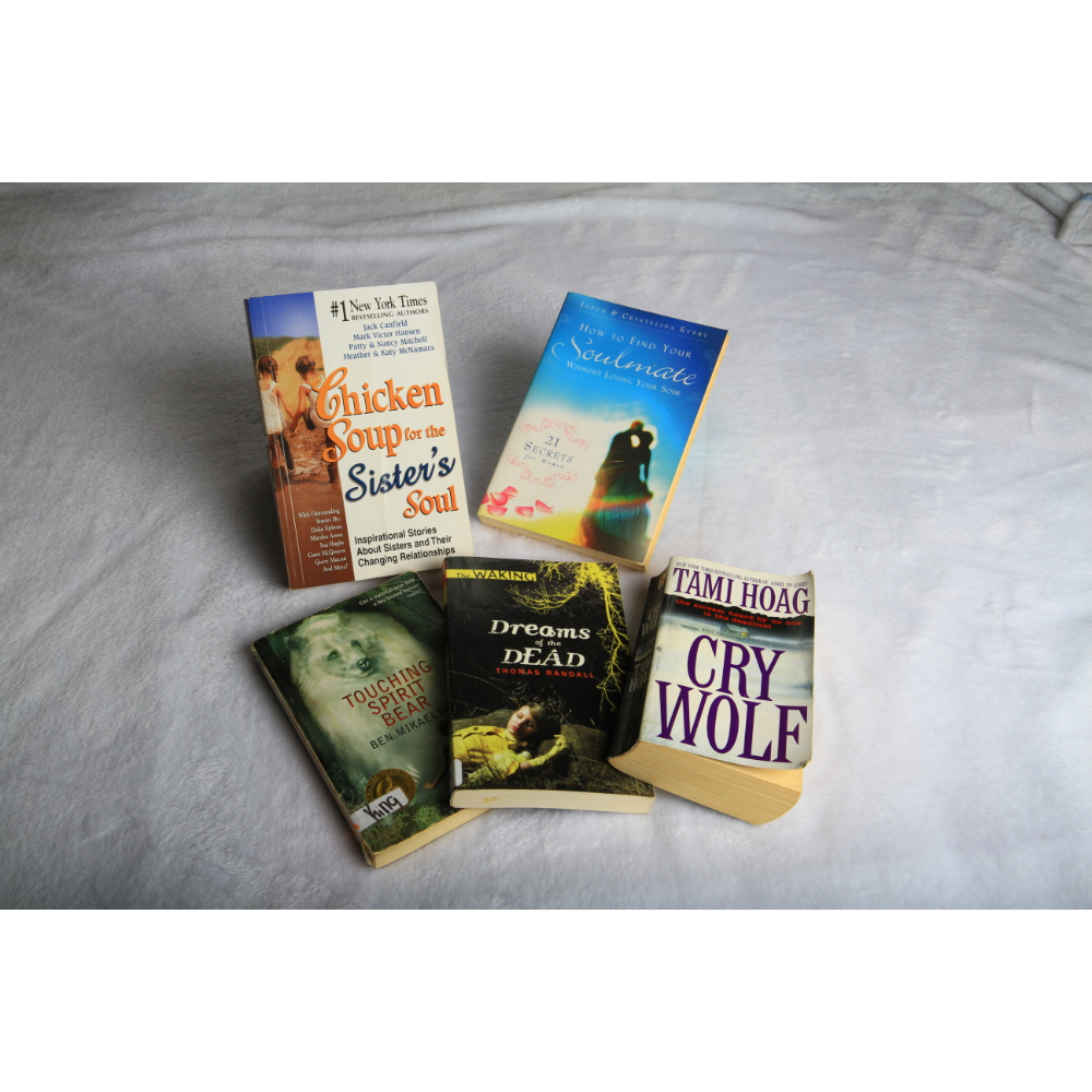 5 well loved books