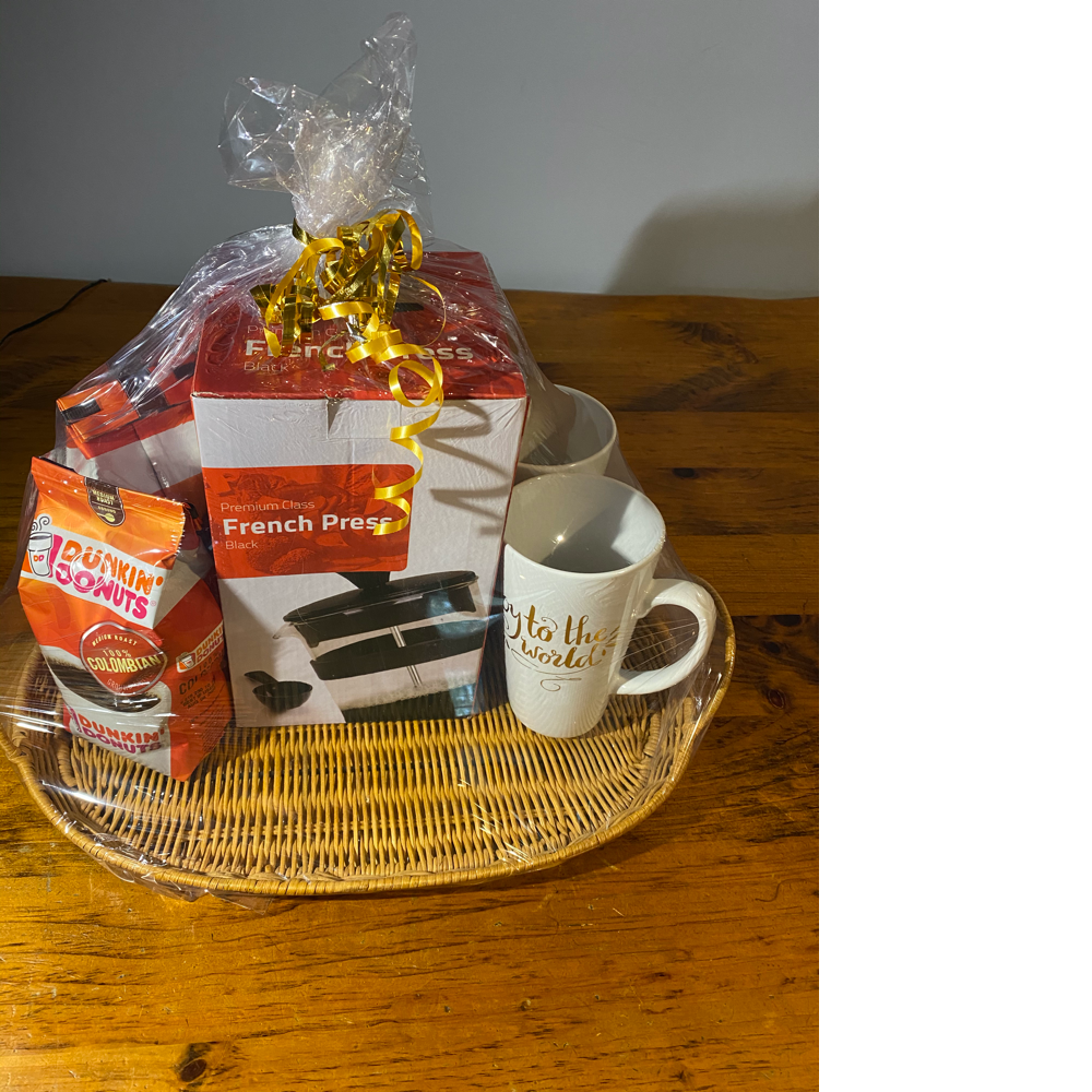 Morning Coffee Gift Set