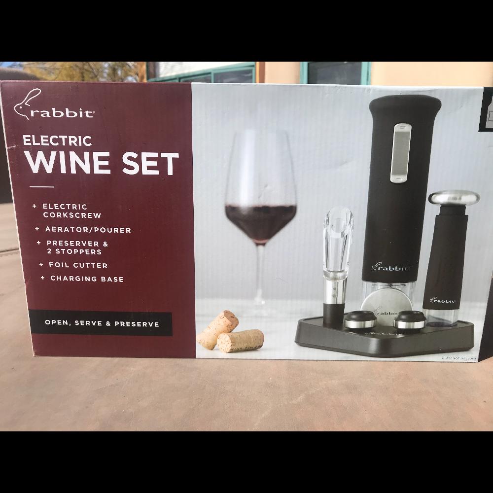 Electric Wine set