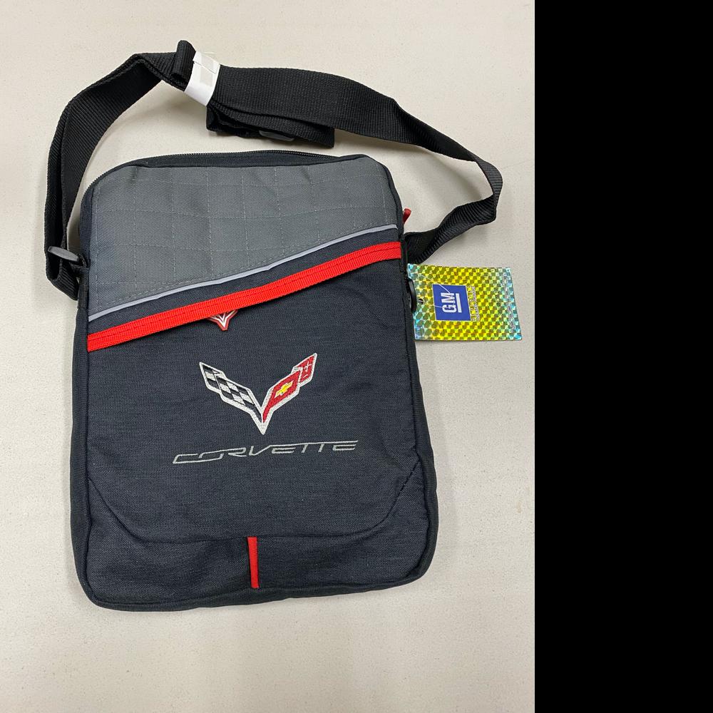 Corvette Messenger Bag