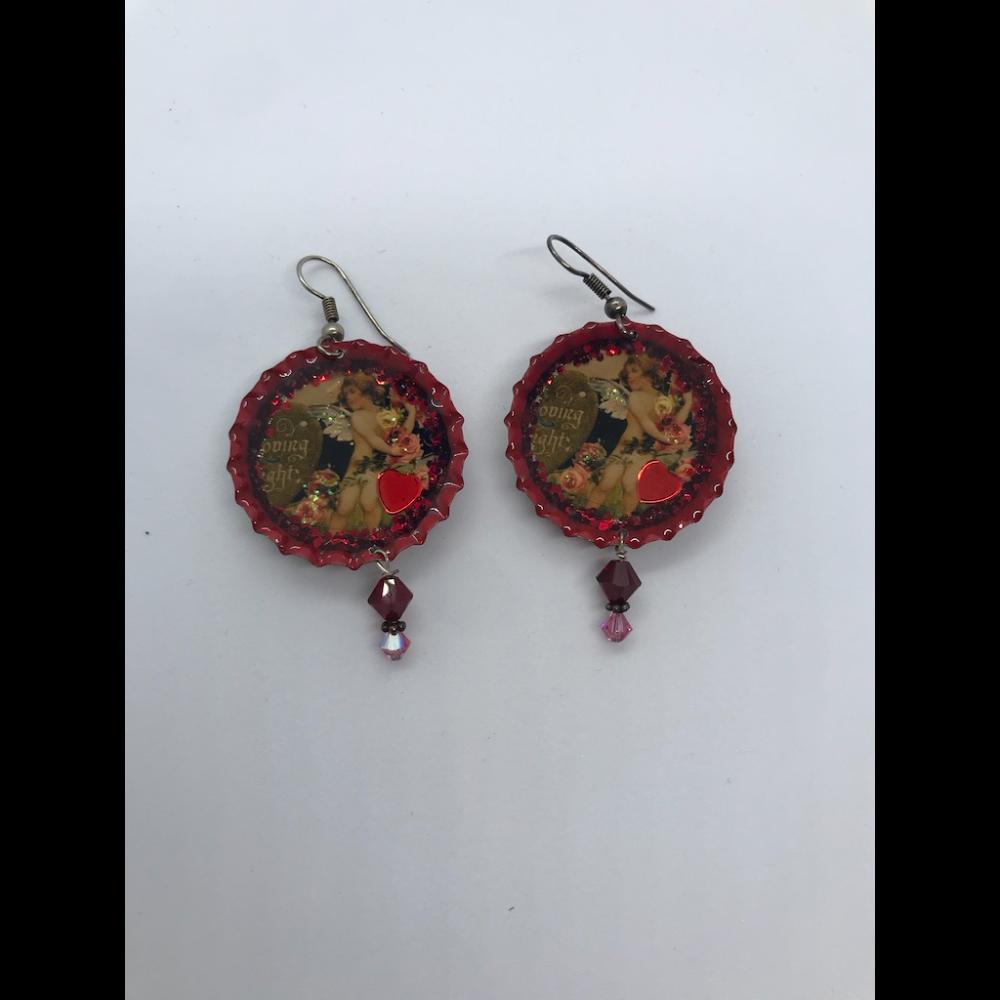 Lover's Earrings