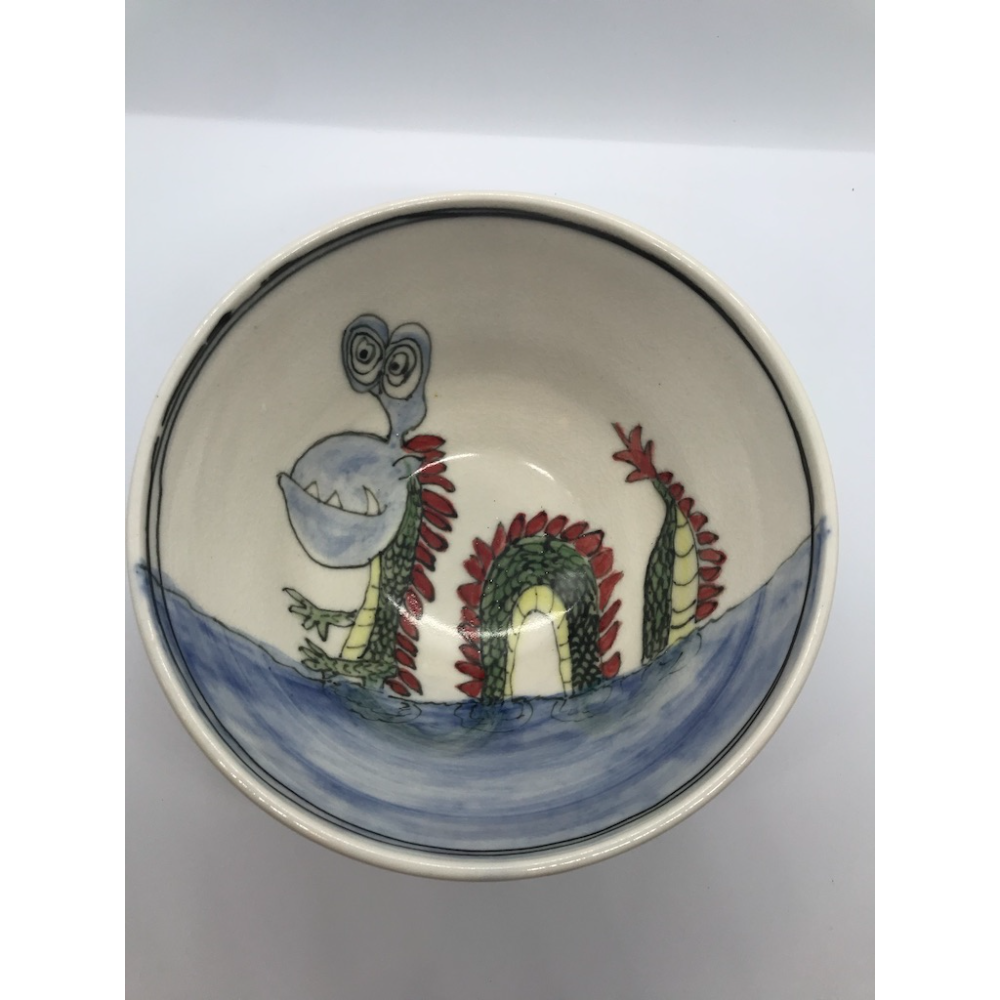 Sea Dragon Bowl