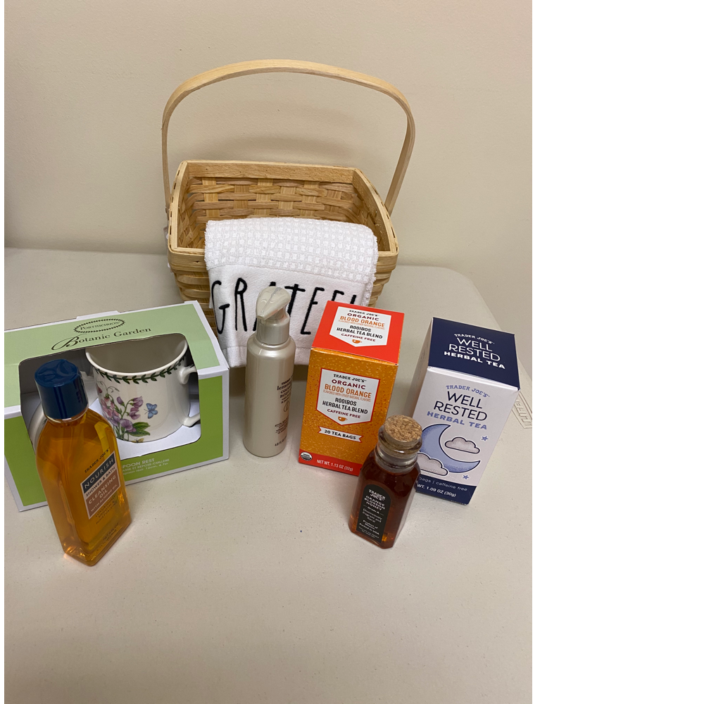 Soothing Stress Ease Basket