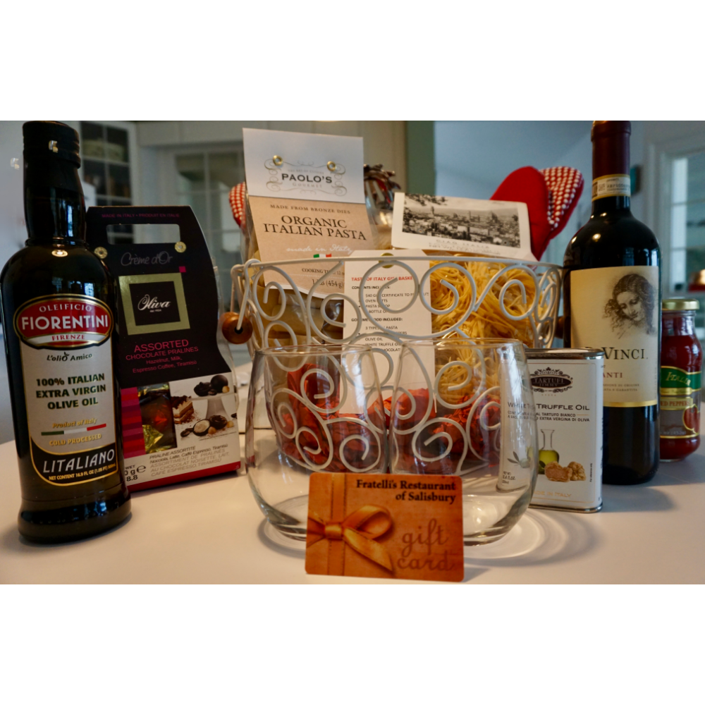 Taste of Italy Basket
