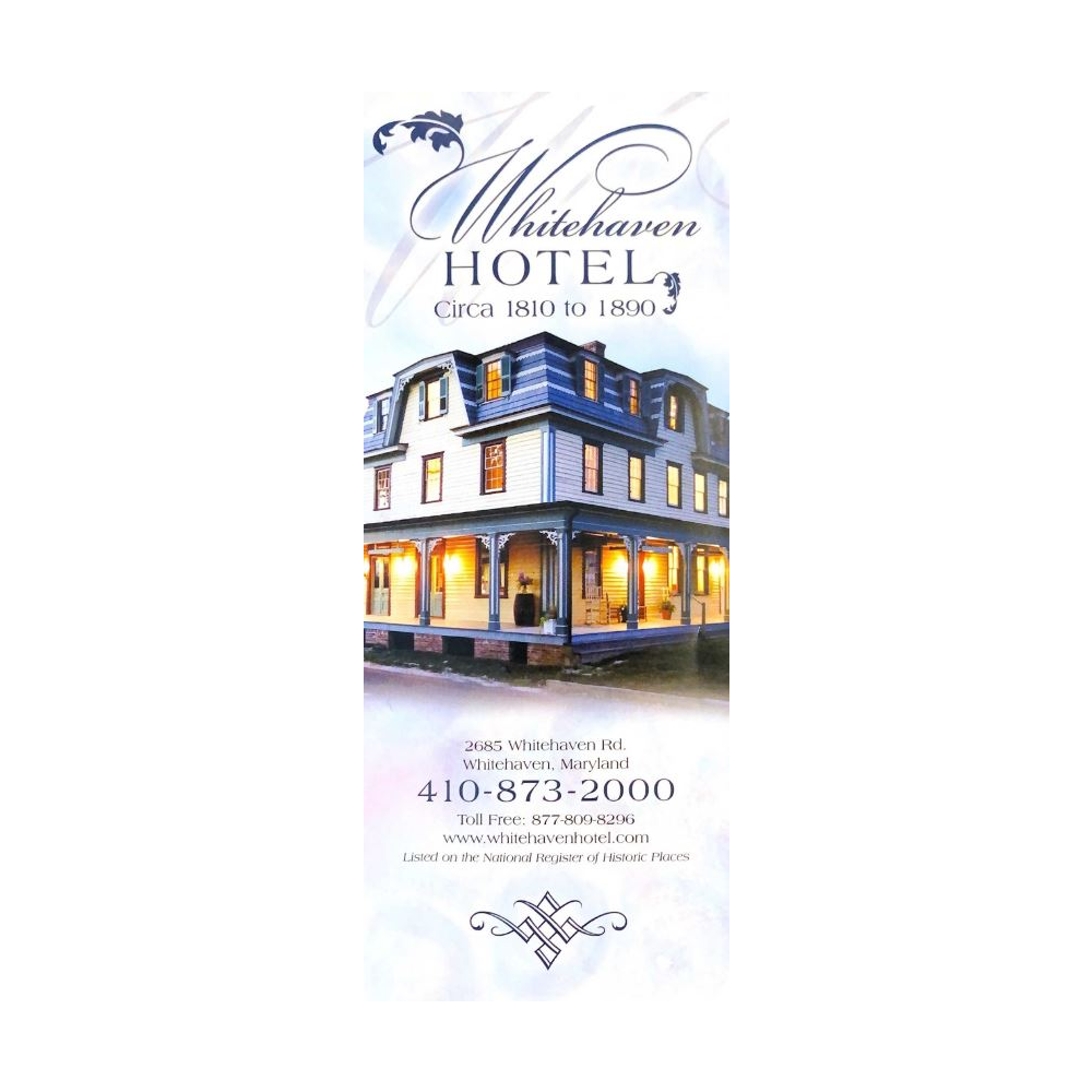 Whitehaven Hotel One Night Stay $168 Gift Certificate