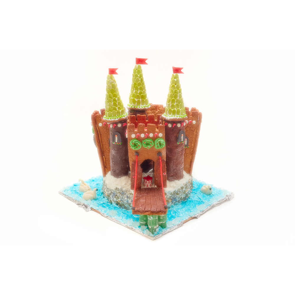 G07 Enchanted Christmas Castle