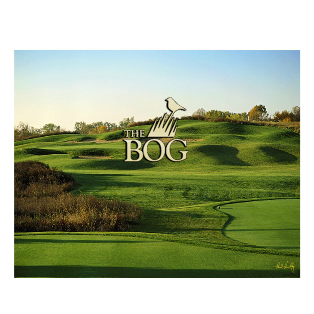 Golf for Four at The Bog
