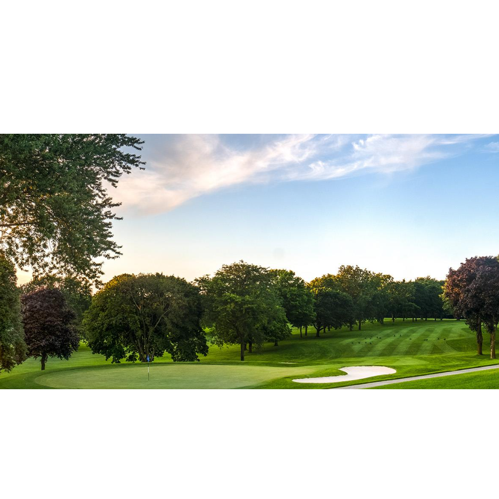 Golf Outing for Three at the University Club of Milwaukee with Lunch and carts