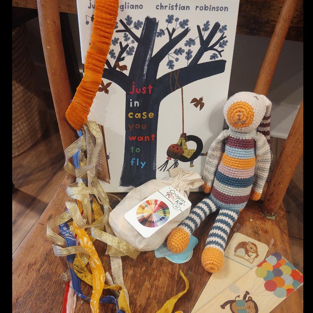Preschool Read, Color, and Play