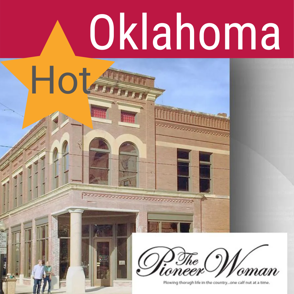 Pioneer Woman Oklahoma Adventure