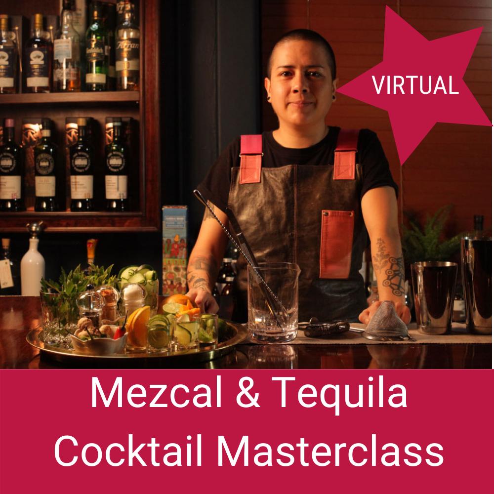 Mezcal Tequila Cocktail Masterclass