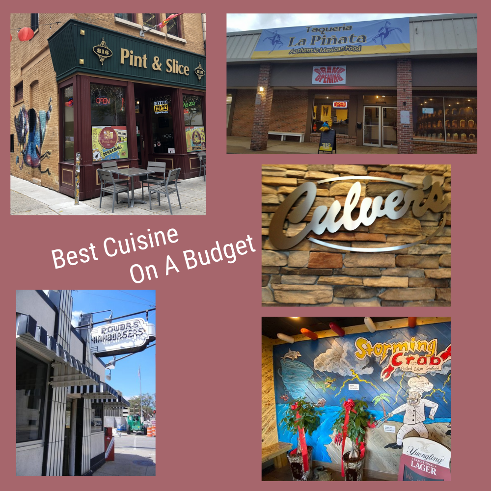 Fort Wayne's Best Cuisine on a Budget