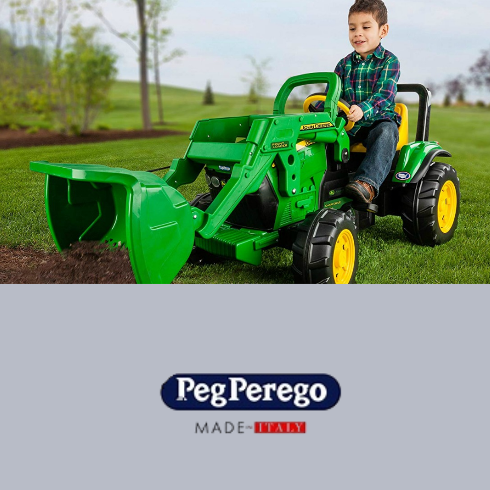 Ho Ho Ho: The gift of Peg Perego