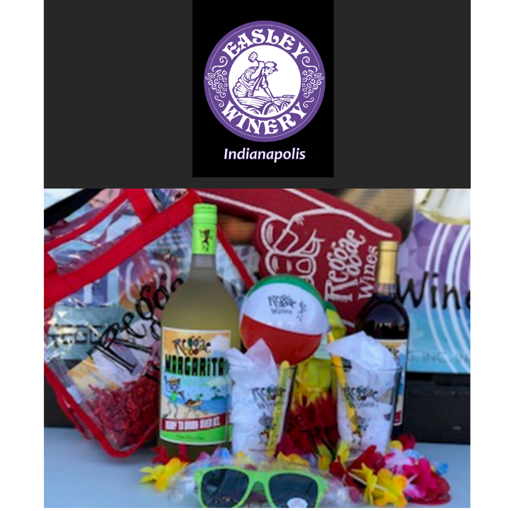 Reggae Wines Fun Swag Bag