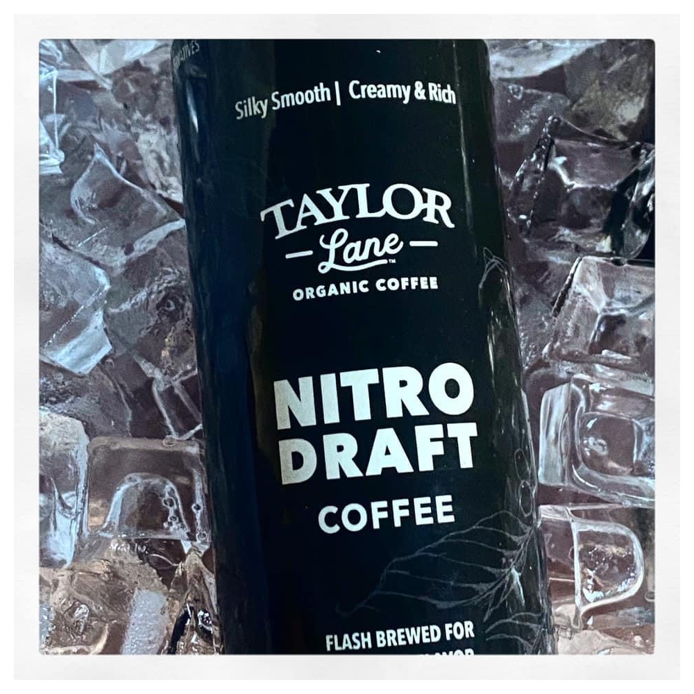 1 case of Taylor Lane Nitro cans