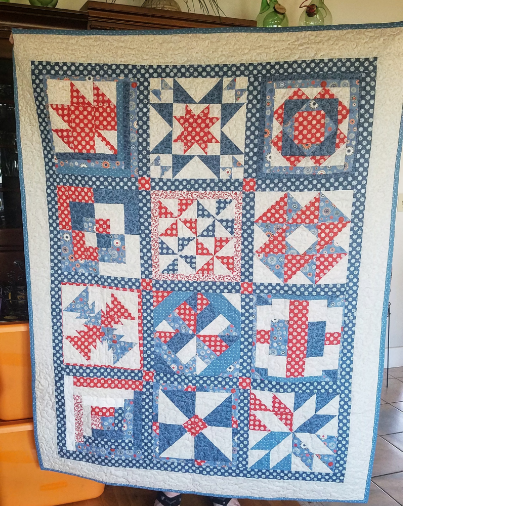 Quilt -- So Beautiful, It's First