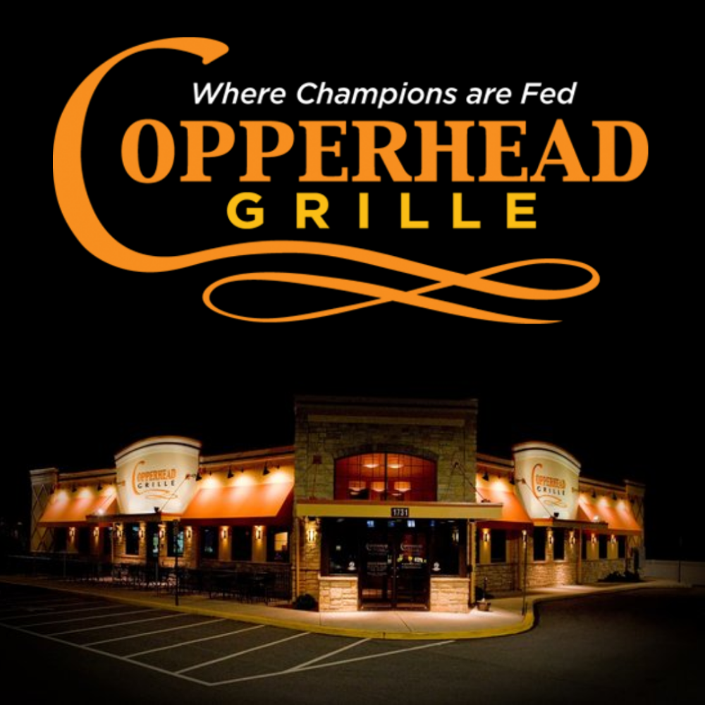 Copperhead Grille $100 Gift Certificate