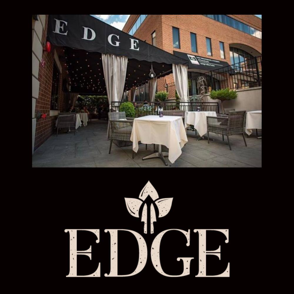 Edge Restaurant $100 Gift Certificate