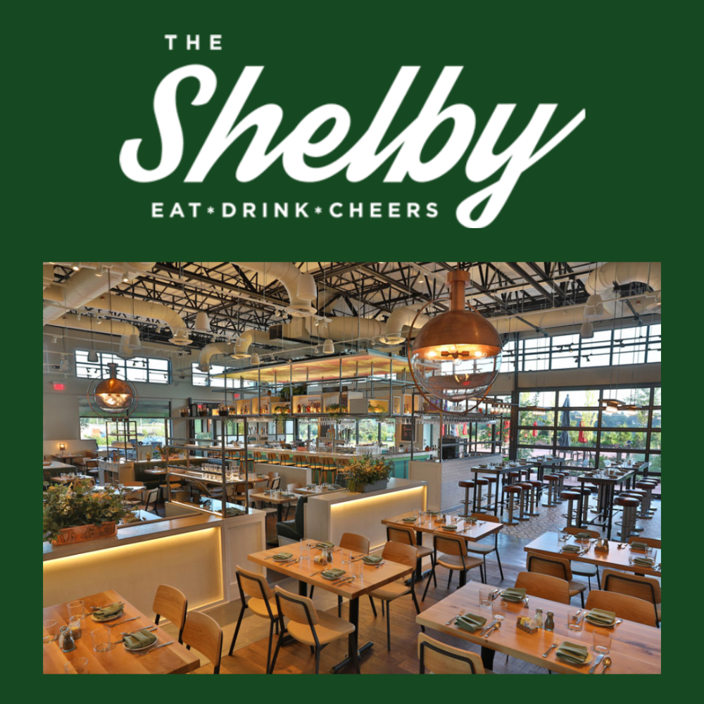 The Shelby Restaurant $100 Gift Certificate