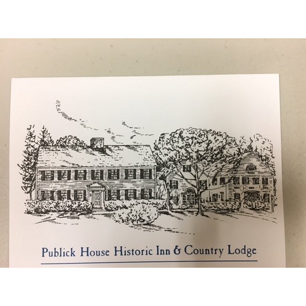 Publick House Historic Inn & Country Lodge