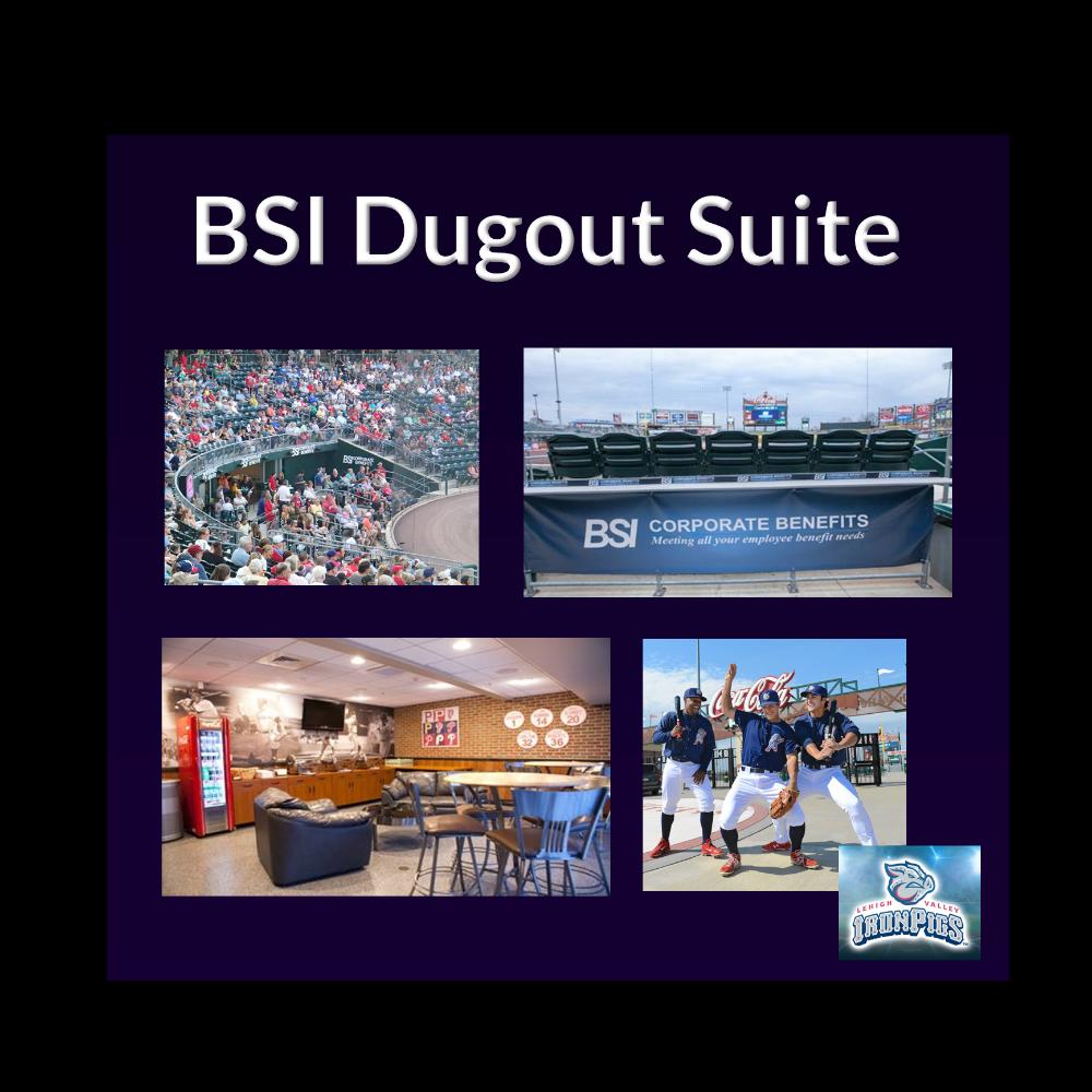 BSI Dugout Suite