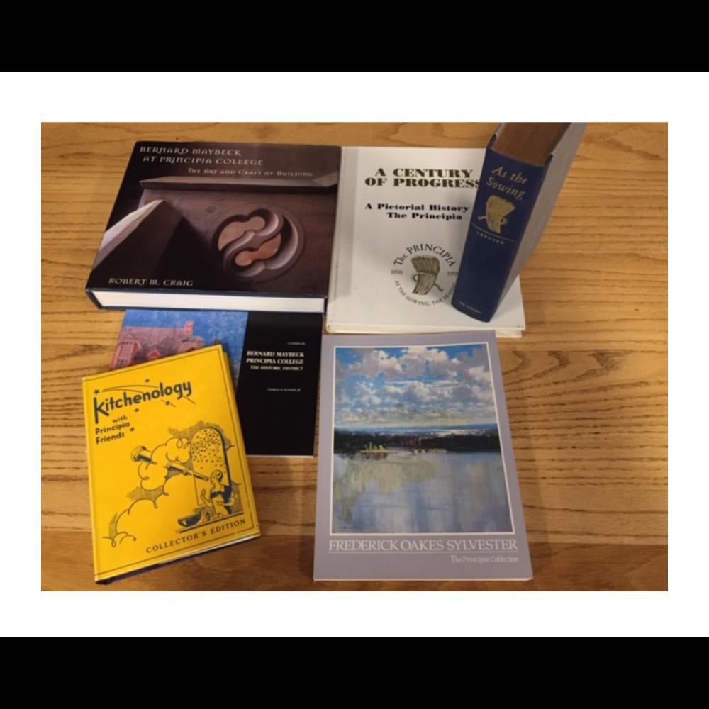 Books about Principia History