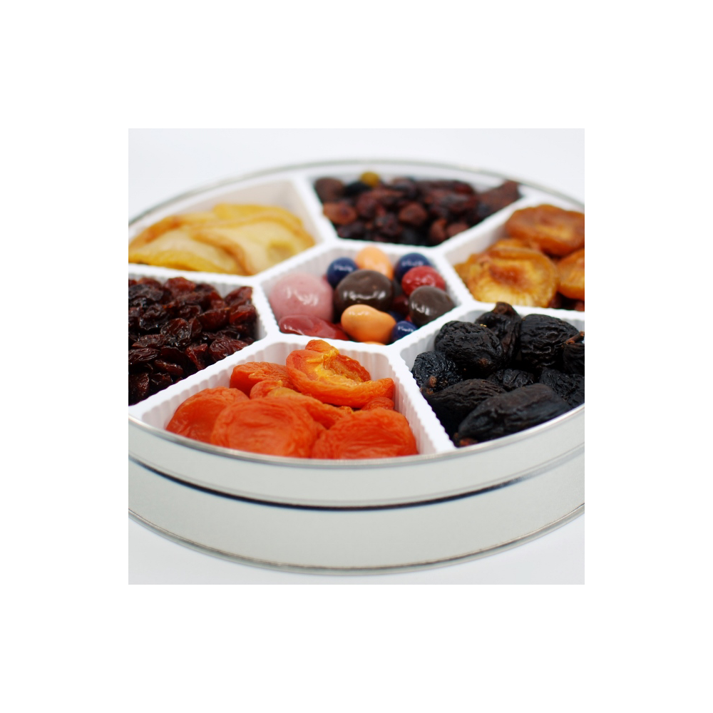 Gourmet Fruit Tin from Napa Nuts