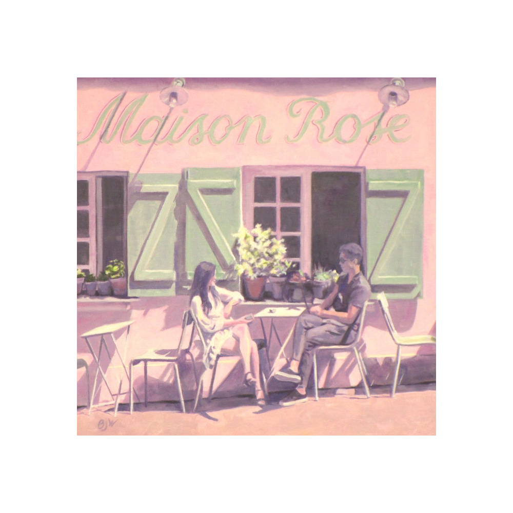 Maison Rose  by Betsy Johnson Welty
