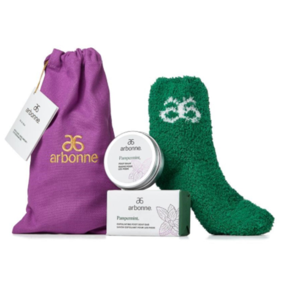 Arbonne Pampermint Foot Set
