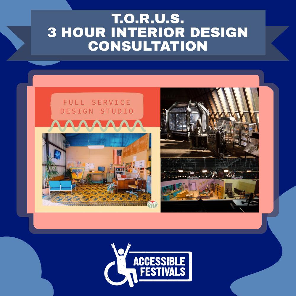 Interior Design Consultation with T.O.R.U.S.
