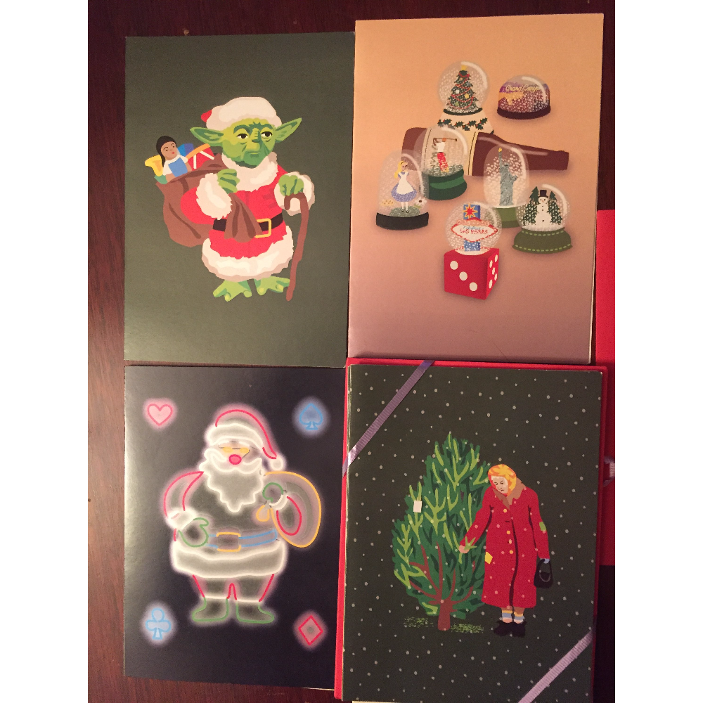 An Off-White Christmas Limited HC PLUS Holiday Cards