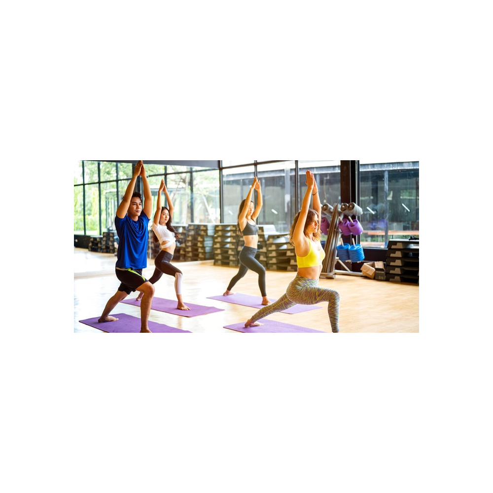 Virtual 1.5-Hour Yoga Session with Iyengar Instructor