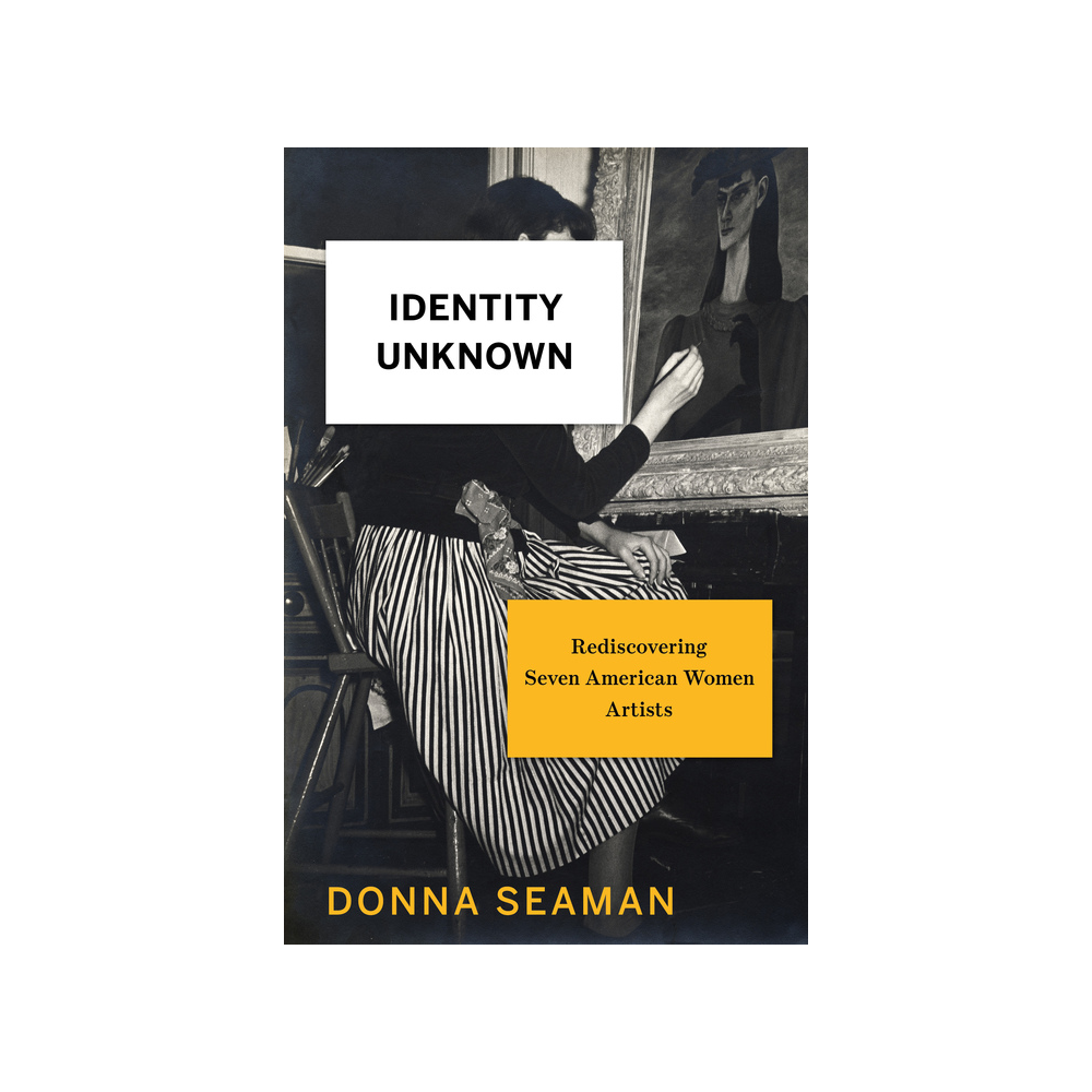 Manuscript Consultation, Drawing, and Identity Unknown: Rediscovering Seven American Women Artists