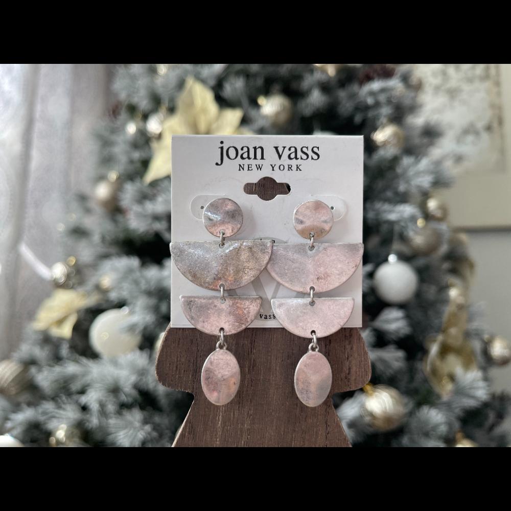 Joan Vass Earrings