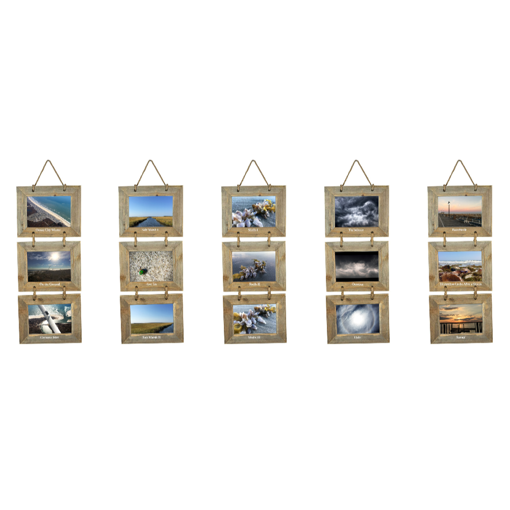 Framed NJ Shore Prints