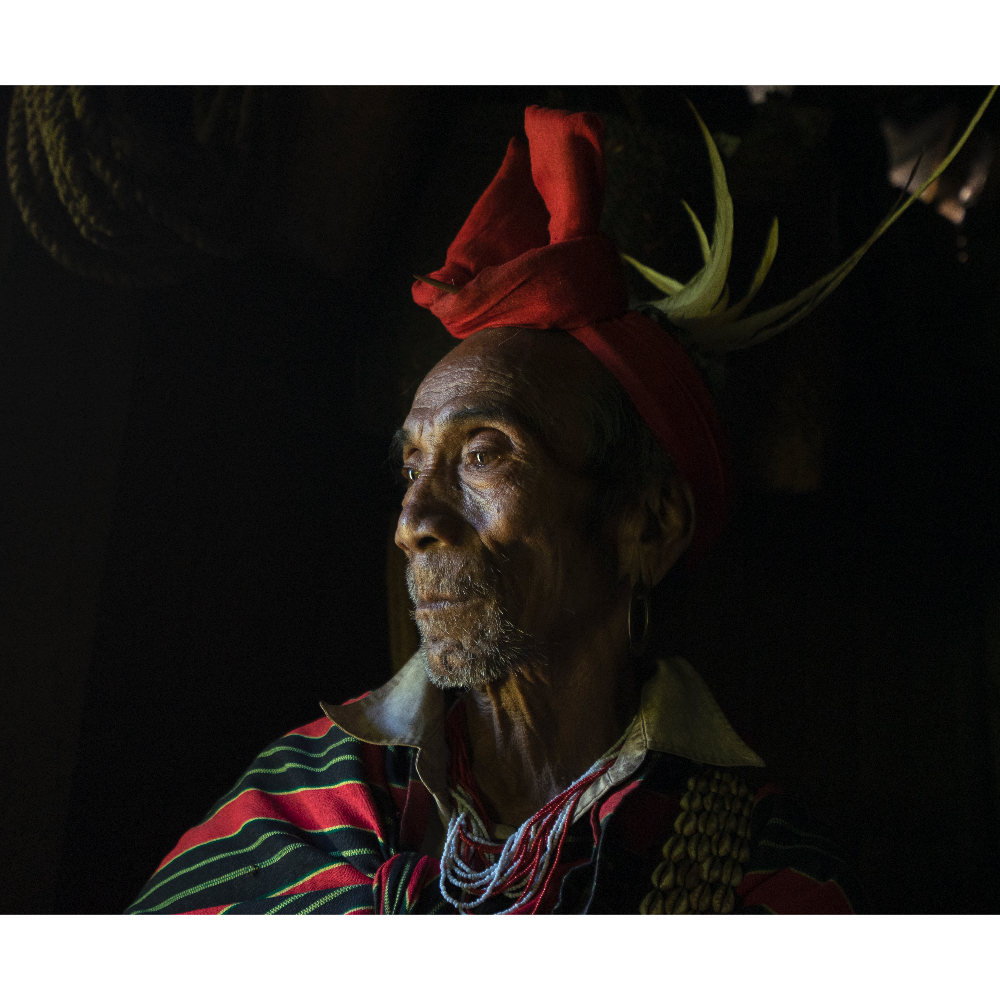 Photo of Chin Tribesman