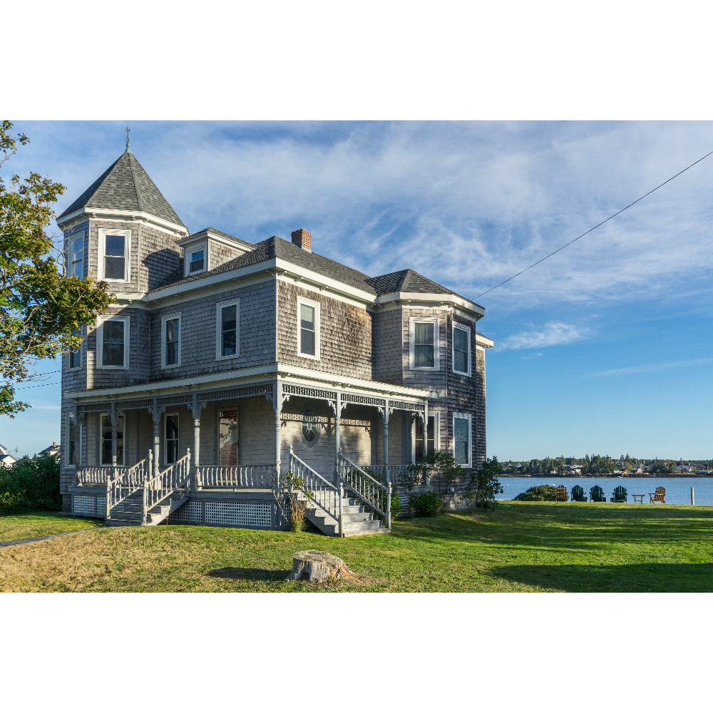 Week stay at Maine vacation home