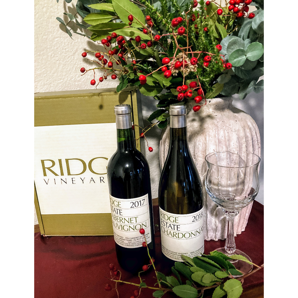 Ridge Vineyards Estate Red & White Wines