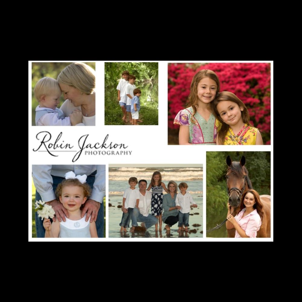 Robin Jackson Family Portrait Package