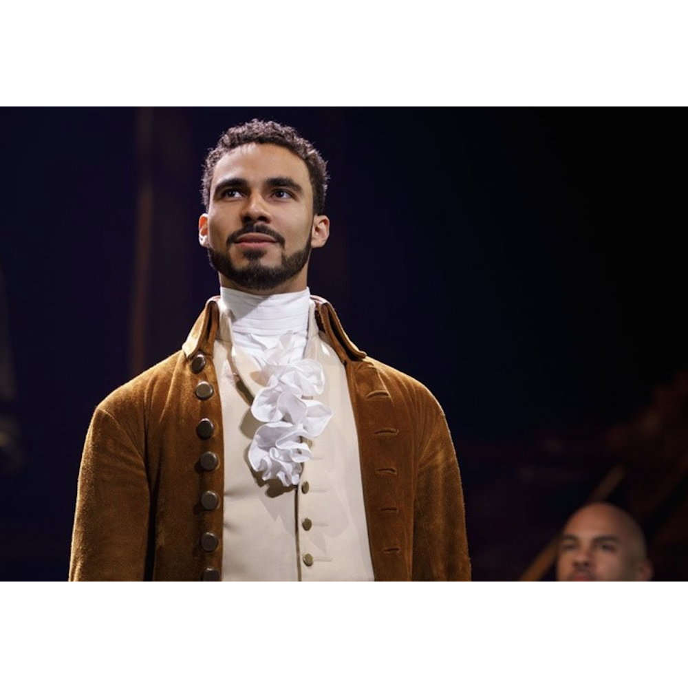 30 Minute Private Broadway Virtual Meet & Greet with Austin Scott (Alexander Hamilton) from HAMILTON!