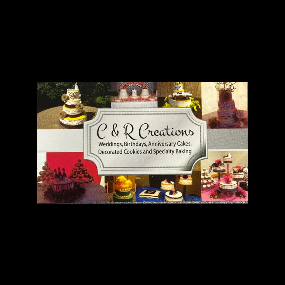 C&R Creations Gift Certificate for 6 Gourmet Cinnamon Rolls