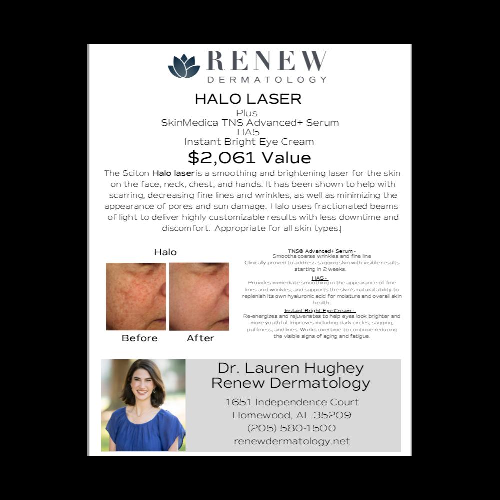 Renew Dermatology Package