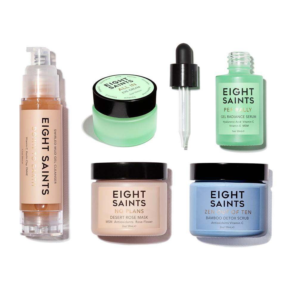 Eight Saints Skin Care Kit