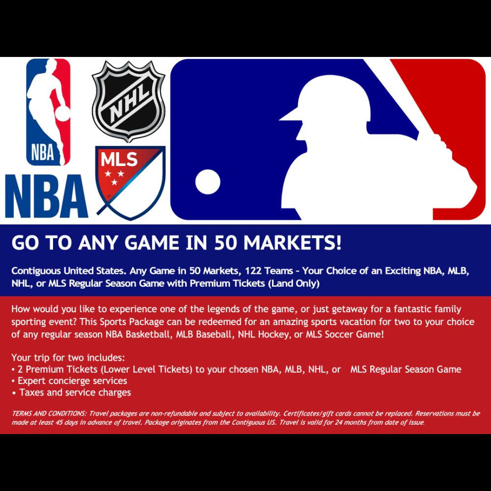 Premium Sports Tickets
