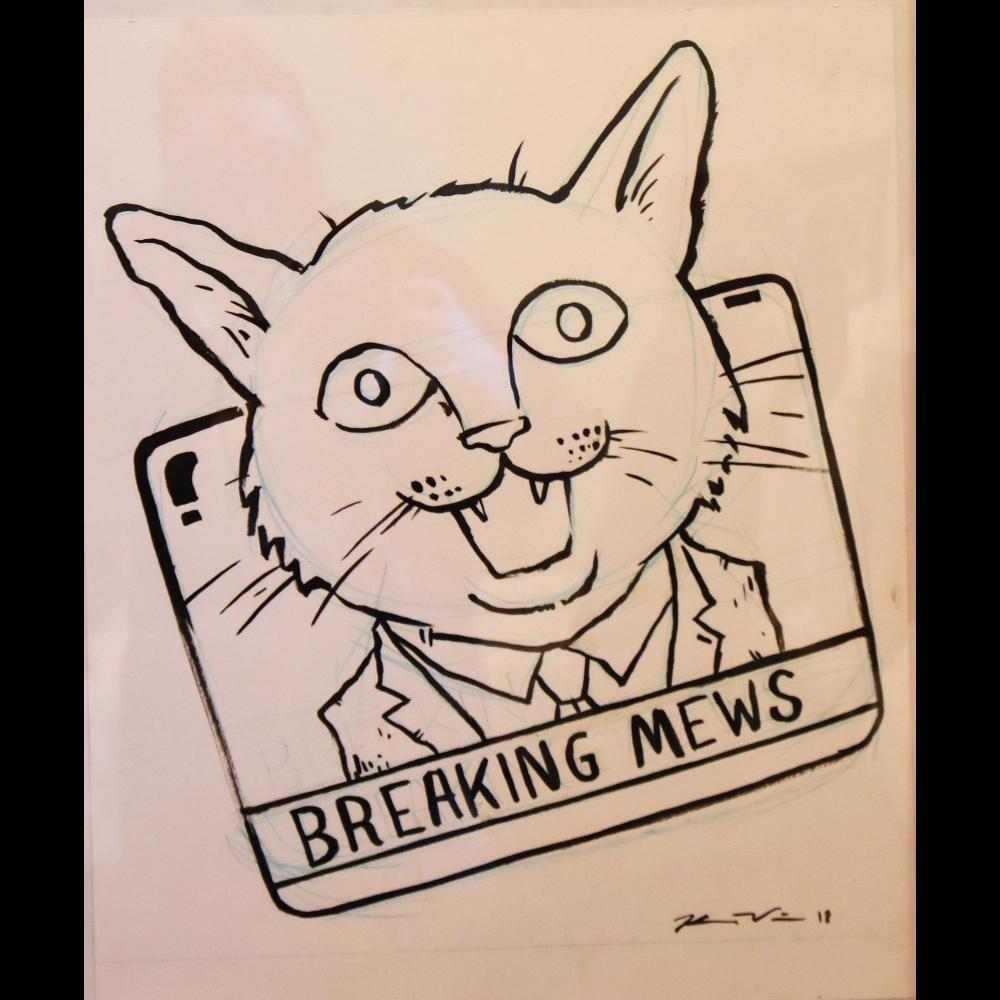 Breaking Mews