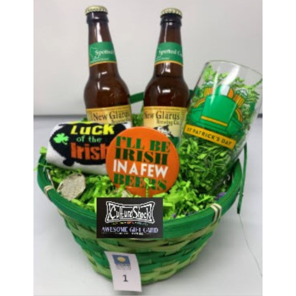 Celebrate a Culture Shock with Spotted Cow