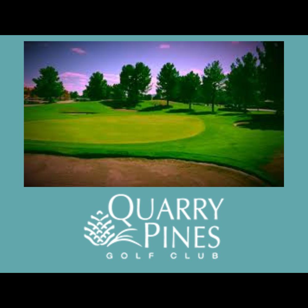 Quarry Pines Golf Foursome
